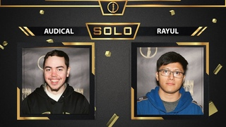 Audical vs Rayul   Solo 3rd Place Battle   American Beatbox Championships 2018