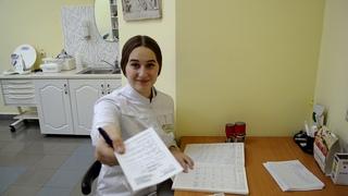 Краса студенчества России. Тюменский ГМУ. Ниденс Татьяна.