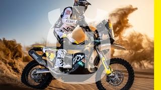 2021 Dakar Rally Highlights   Husqvarna Motorcycles