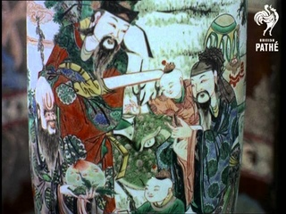 Porcelain Aka Oriental Porcelain And Oriental Crafts (1955)