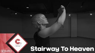 BAEJINYOUNG (배진영) - 'Stairway To Heaven' Dance Practice Video