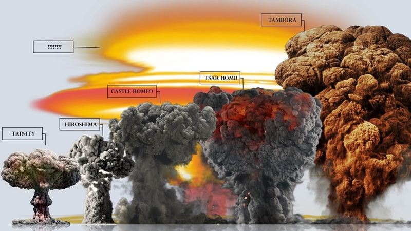 The 15 Biggest Explosions Ever In History