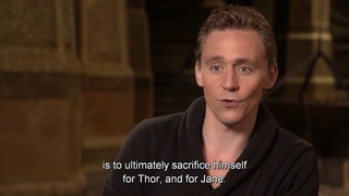 """Offical Explanation of Loki's """"Death"""" in Thor: The Dark World"""