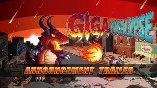 Анонсовый трейлер игры Gigapocalypse!
