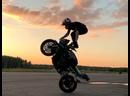 Sunset tricks