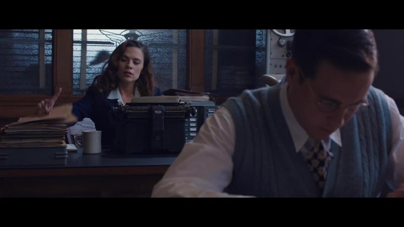 Короткометражка Marvel Агент Картер 2013 Дубляж Marvel One Shot Agent Carter Flarrow Films Дублированный