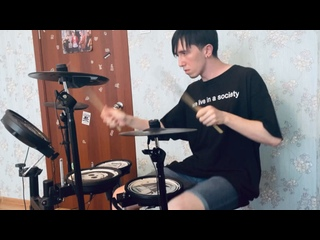 blink-182 - I miss you(drum cover)
