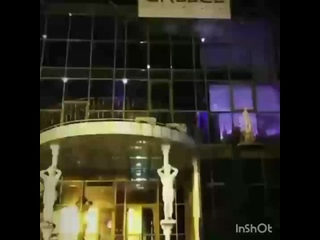 """Новогодние праздники с Алиной в ресторане """"Greece"""""""