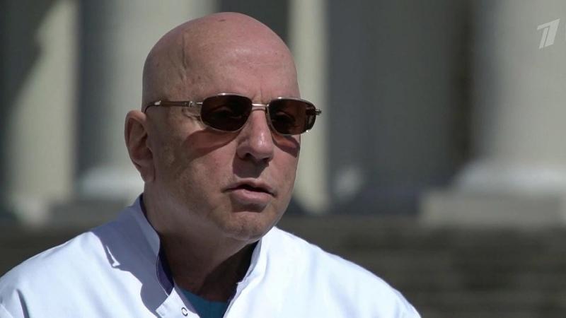 Гениальный хирург президент НИИ имени Склифосовского Анзор Хубутия празднует юбилей