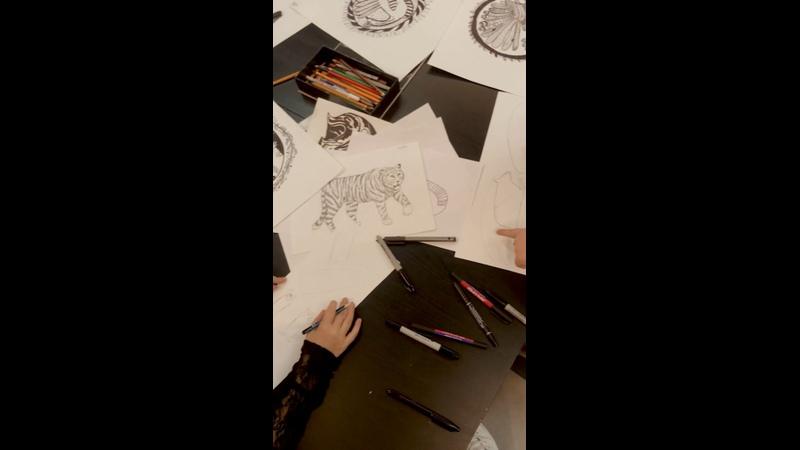 Видео от Современная школа искусств КЛКВ