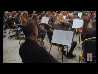 Елизавета Золотарёва и Симфонический оркестр ВКЗ. «Старый рояль»