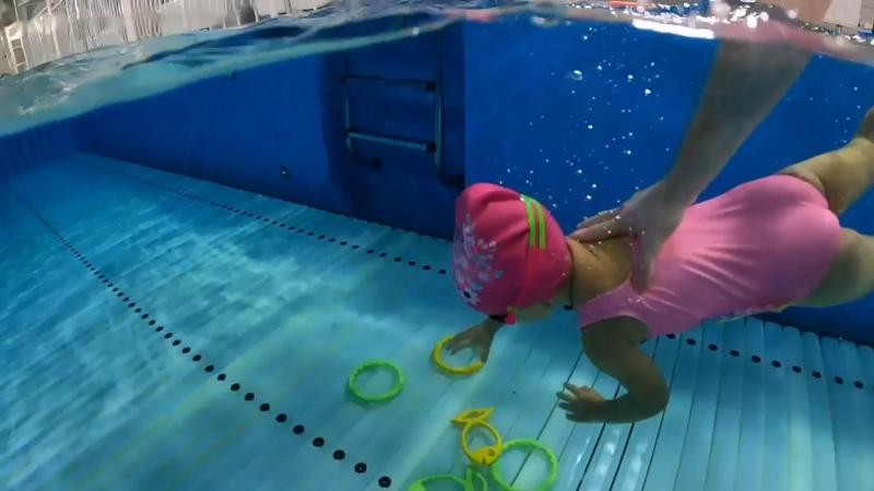 Видео от Школа плавания ENERGY SWIM KIDS Нерехта