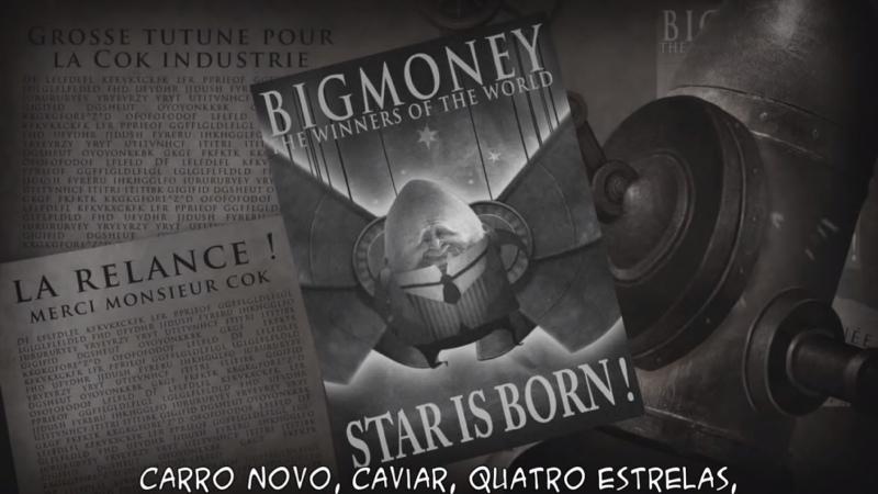 Pink Floyd Money 1974 legendado