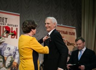 Василий Лановой в Полярных Зорях