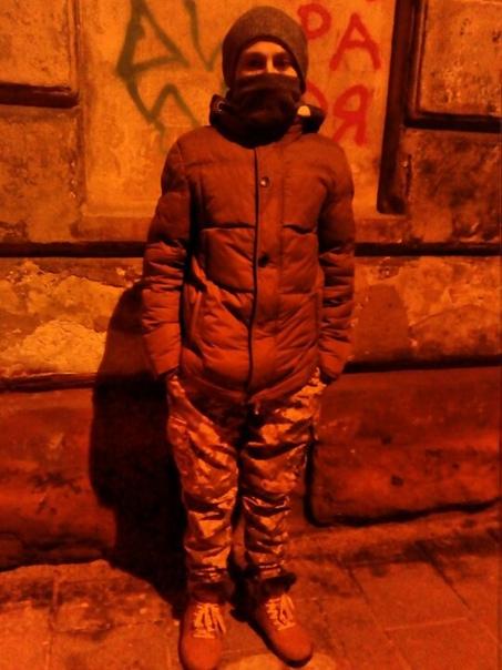 Володимир Лемішко, 21 год, Львов, Украина