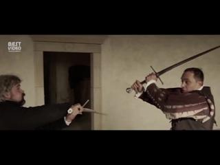 Буфы, разрезы, два меча
