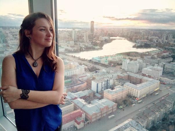 Юлия Корюкина, Екатеринбург, Россия