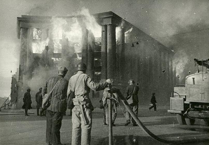 19 сентября 1941 года, пятница. Ленинград