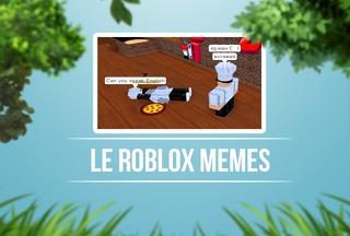 Le Roblox memes