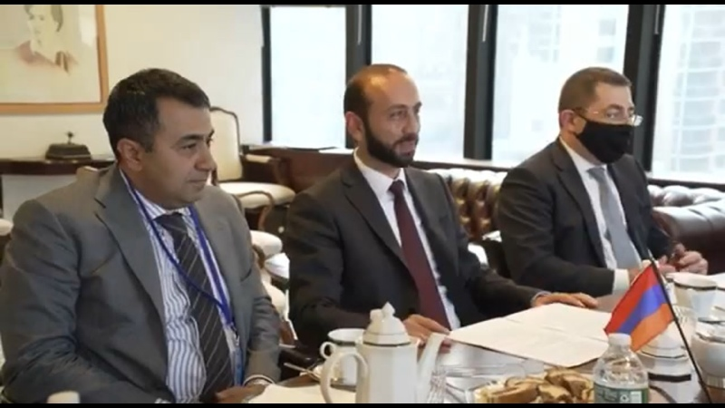 Видео от Арцах и Армения