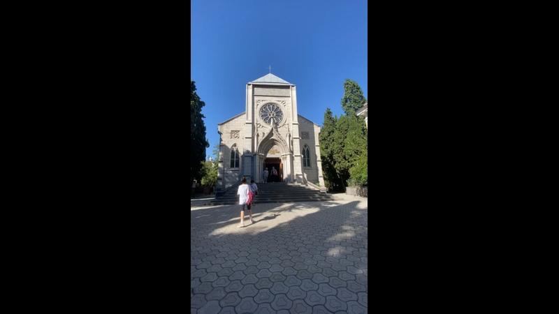 Видео от Александры Бардиной