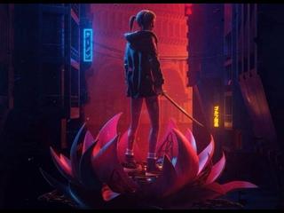 Бегущий по лезвию: Чёрный лотос / Blade Runner: Black Lotus - Русский Трейлер (2021)