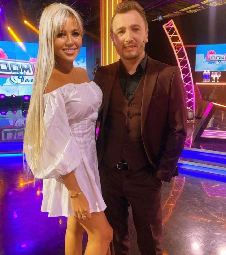 Алена Савкина пришла на на конкурсе «Человек года»