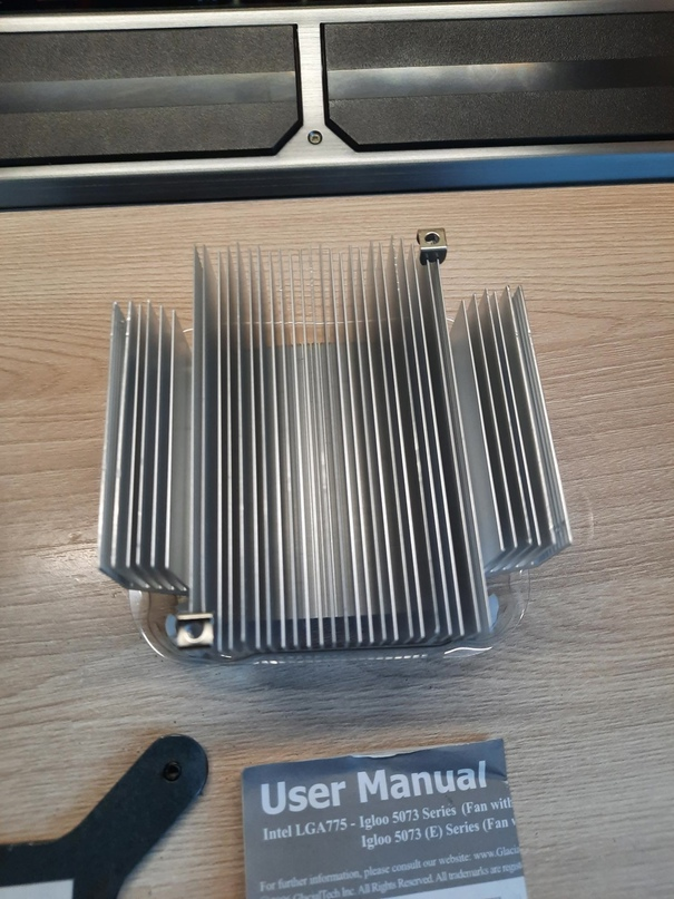 Новый радиатор охлаждения, без | Объявления Орска и Новотроицка №28697