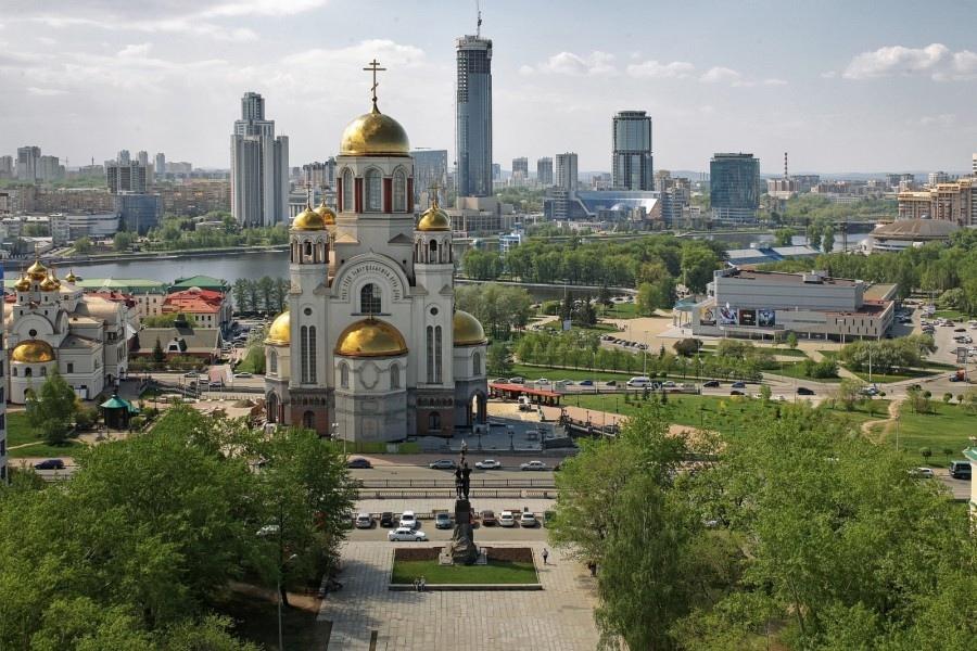 2022-07, Туры в Екатеринбург из Тольятти в июле, 6 дней
