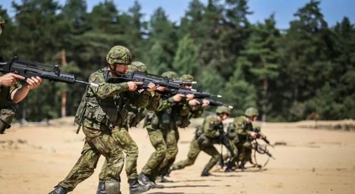 Могут использовать спецсредства и не только. Литва расширила полномочия военных на границе