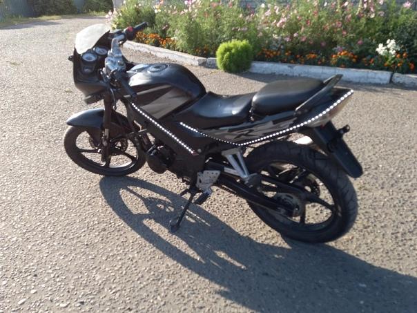 Продам мотоцикл skyway 200 кубов ,в хорошем состоя...