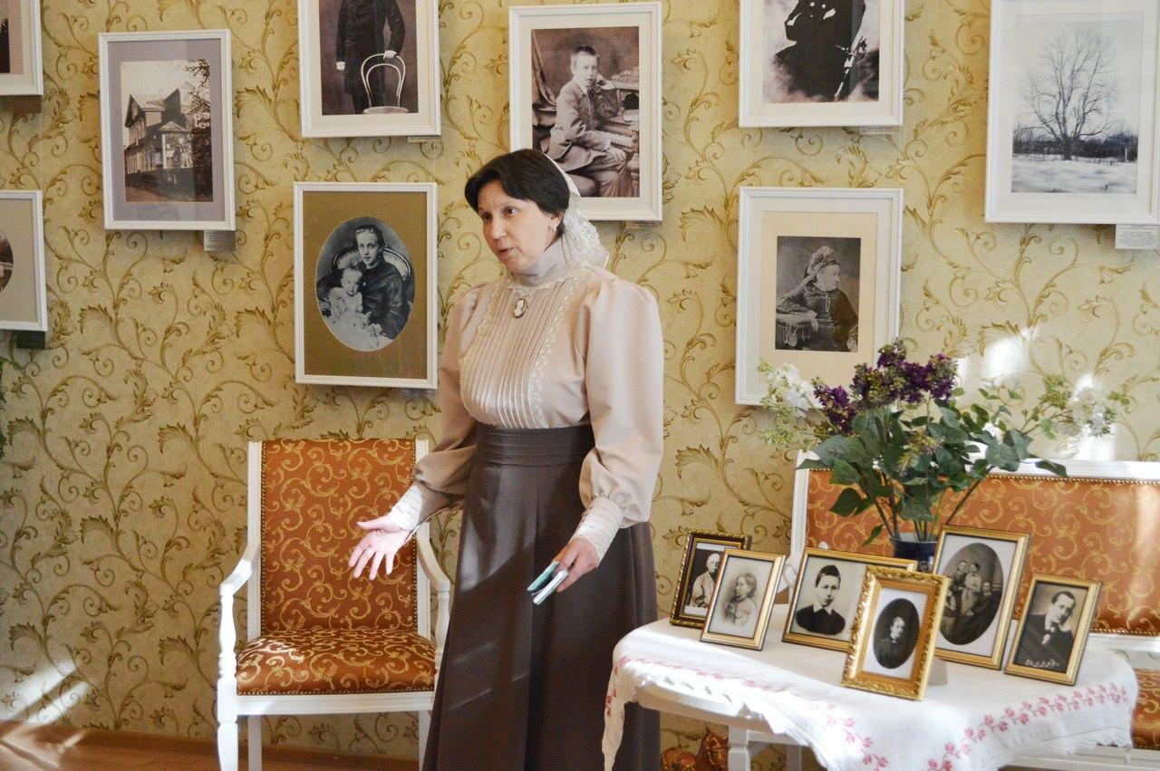 Рахманиновская гостиная присоединилась к проекту «Музейный инфоцентр Серебряного ожерелья»