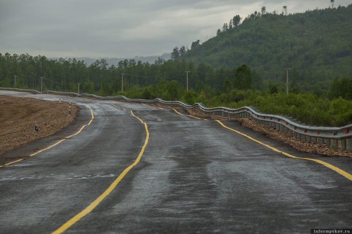 В МГГС опубликовали фото дороги до деревни