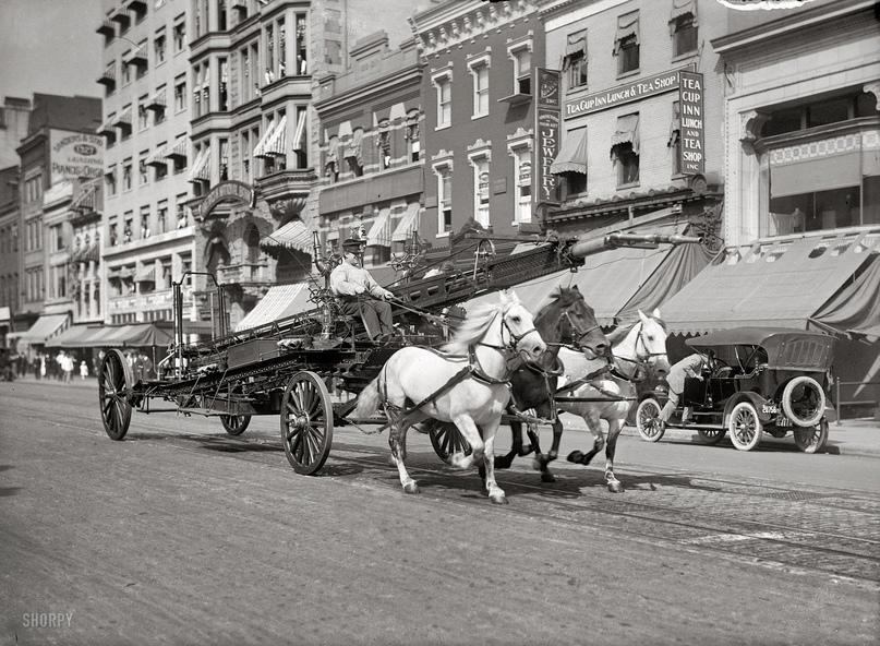 HD-фотографии городов США сделанные в 1900-1915 годах, изображение №10