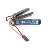 Аккумулятор BlueMAX 11.1V - 2200mAh Li-Po x3 20C (102*20*10)