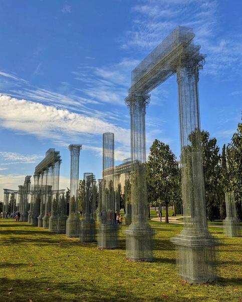 ▪️Новые конструкции в Парке Галицкого ✨...