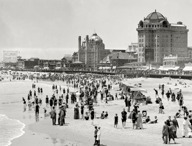 HD-фотографии городов США сделанные в 1900-1915 годах, изображение №2