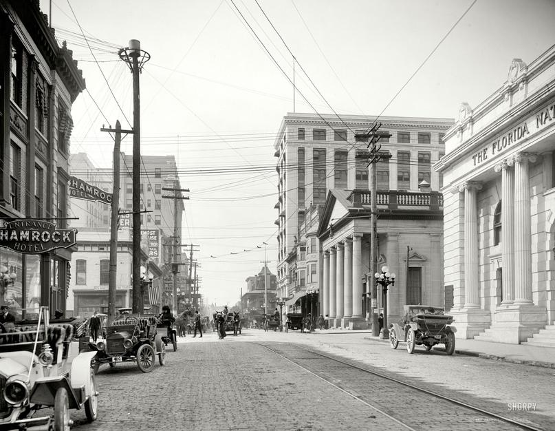 HD-фотографии городов США сделанные в 1900-1915 годах, изображение №6