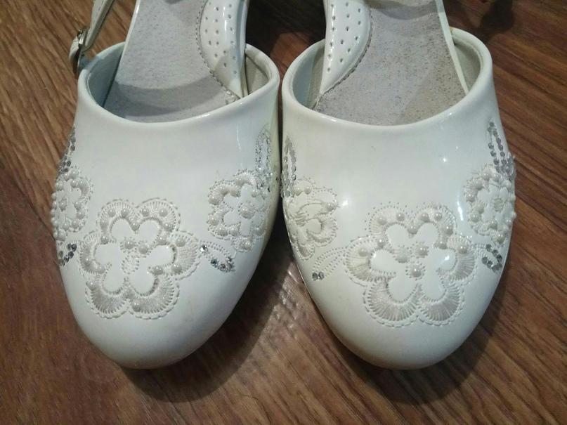 Новые туфли, одевали один раз на | Объявления Орска и Новотроицка №28214