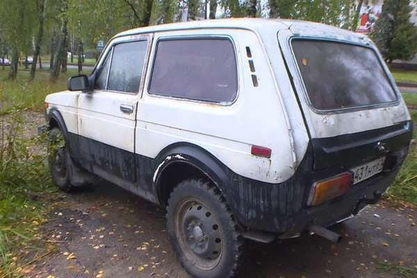 В городе #Ярцево возбуждено уголовное дело о краже...