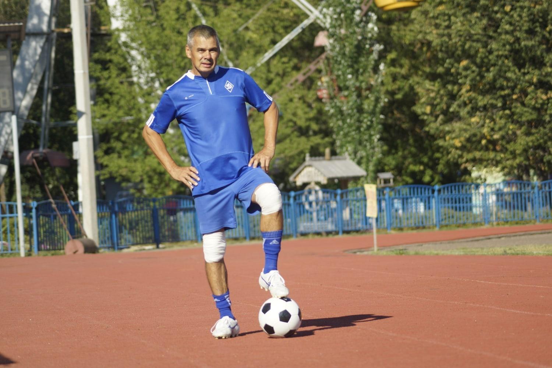 Сегодня свой день рождения отмечает Николай Григорьев