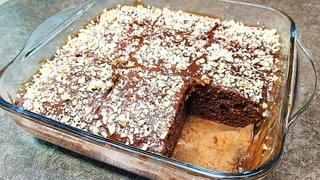 Мама научила и НЕ ЗРЯ - теперь БОЛЬШЕ чем традиция на среду!Супер НЕЖНЫЙ шоколадный пирог-БЕЗ возни!