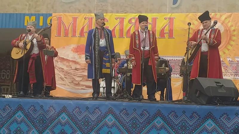 Українська народна пісня А над ставом вербонька похилилася Гурт Українські музики