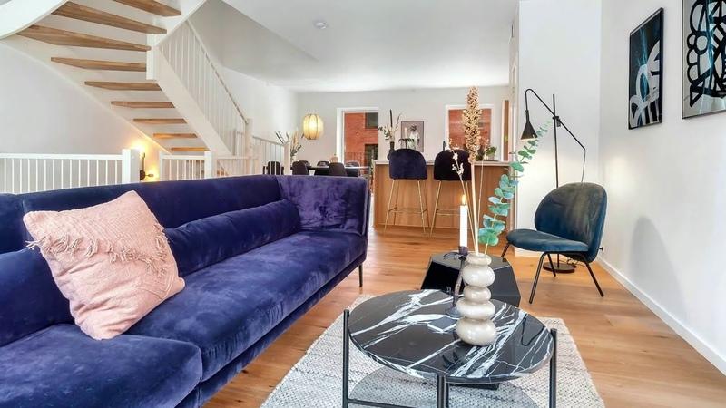 New Scandinavian Style Home Interior Designs Modern and Elegant