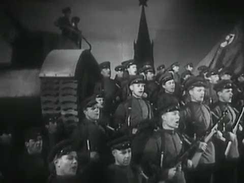 Несокрушимая и легендарная Песня о Советской Армии 1943
