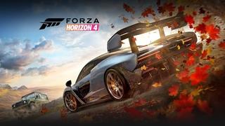 Forza Horizon 4 Ultimate Edition пушка гонка! Это вам не NFS!!!