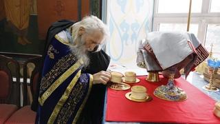 Схиархимандрит Илий (Ноздрин). Слово старца в праздник Похвалы Пресвятой Богородицы. Волгоград 2021.