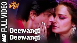 Full Video: Deewangi Deewangi    Om Shanti Om   Shahrukh Khan   Vishal Dadlani, Shekhar Ravjiani
