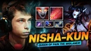 Dota 2 Queen of Pain Midlane Gameplay Patch 7.29c by Secret.Nisha - Public Game of Nisha!