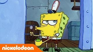 Губка Боб Квадратные Штаны | 1 сезон 6 серия | Nickelodeon Россия